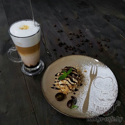 Десерт Пломбир