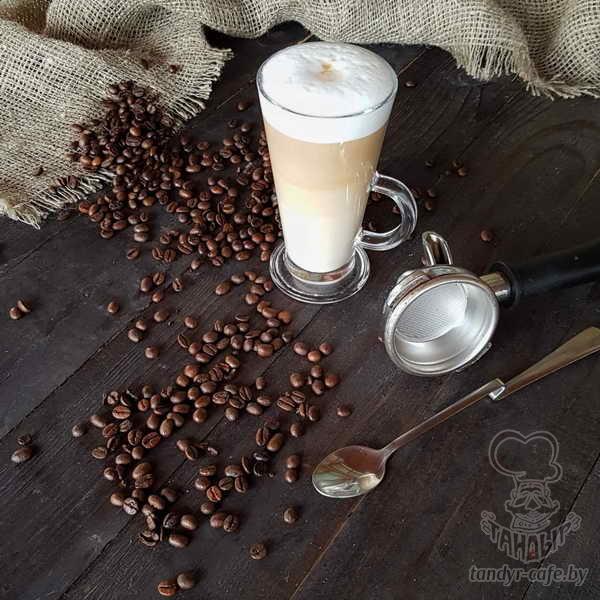 Кофе Латте шоколадный